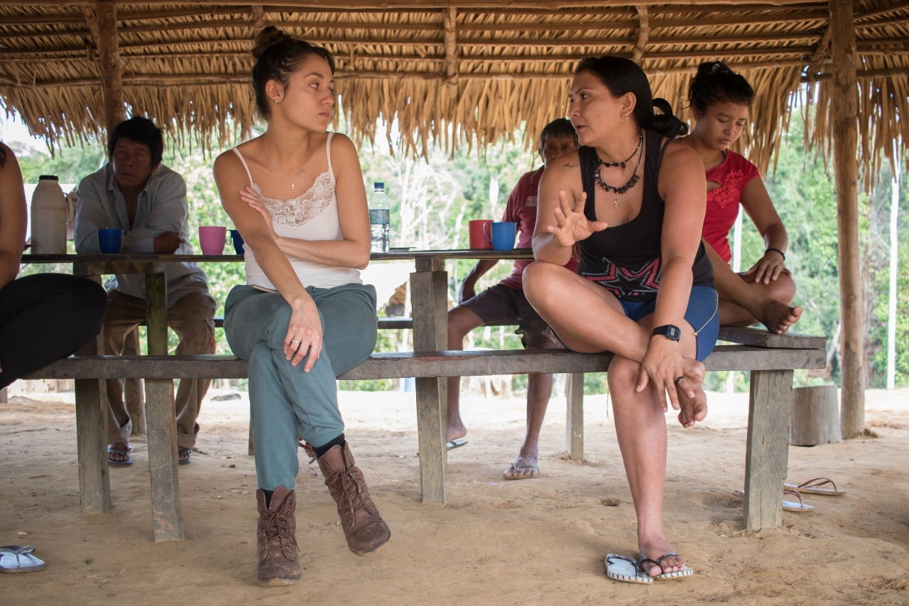 Gender: Indigenous women are even more vulnerable when their territory is under attack. We had the opportunity to hear some of the stories from a local leader and we are confident that supporting this people is the right way to fight gender inequalities. Bolsonaro´s proposals are a step backwards. *Note: the names and places are not identified for security reasons.